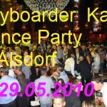 Dance Party mit Alleinunterhalter Keyboarder Karl beim Geburtstag in Alsdorf