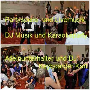 Referenzen Alleinunterhalter Bergheim Dj Bergheim Keyboarder Karl