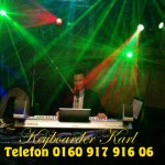 Alleinunterhalter Nordrheinwestfalen Keyboarder Karl Party Dj und Live Musiker NRW