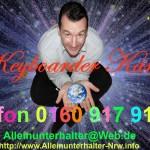 Alleinunterhalter NRW Keyboarder Karl März 2014