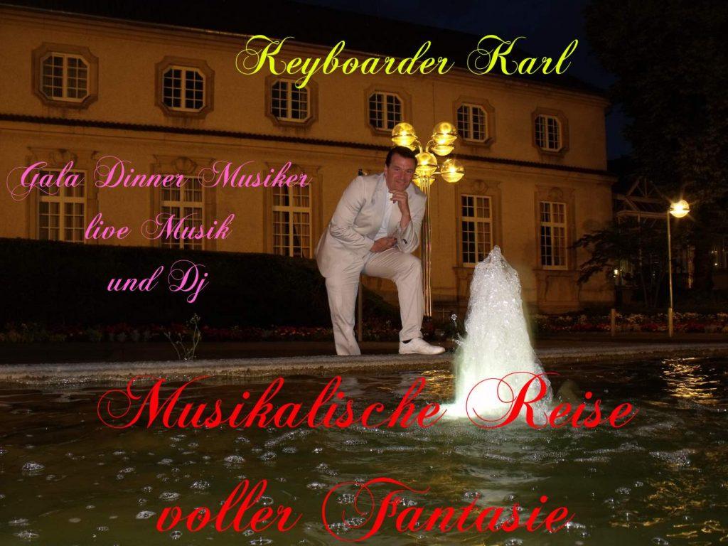 Alleinunterhalter Bergheim mit Live Musik und DJ Bergheim mit kompletter DJ Anlage hier buchen